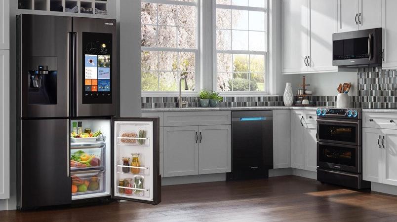 kitchen renovations smart applicances